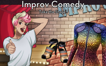 BannerCrafting - ImprovComedy2014