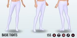 Jolie - Basic Tights