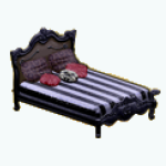 GothicDecor - Gothic Bed