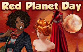 BannerCrafting - RedPlanetDay