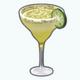 CincoDeMayo - Margarita Glass