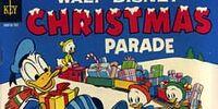 Walt Disney's Christmas Parade (Gold Key)