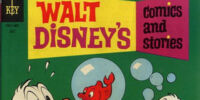 Walt Disney's Comics and Stories 334