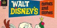 Walt Disney's Comics and Stories 340