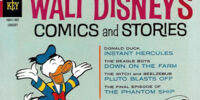 Walt Disney's Comics and Stories 292
