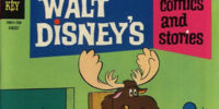 Walt Disney's Comics and Stories 323