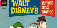 Walt Disney's Comics and Stories 341