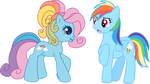File:G4 meets g3 5 rainbow dash by epicoswald88-d46ks4s.png