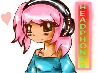 HeadPhones lg