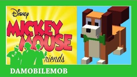 ★ DISNEY CROSSY ROAD Secret Characters - FIFI UNLOCK (MICKEY AND FRIENDS)