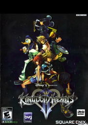 KHII DVD cover
