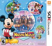 Disney Magical World box art