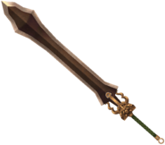 FFX Weapon - Katana 4