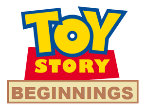 Toy Story Beginnings Logo