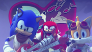 S1E39 Sonic Tails and Knuckles 2