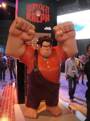 E3 Expo 2012 - Wreck-It Ralph