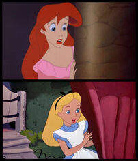 Ariel and Alice