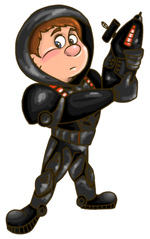 File:Fix-It Felix in Hero's Duty Soldier Armour Suit.png