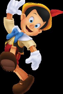 09 Pinocchio