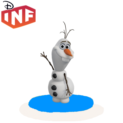 File:Disney Infinity - Olaf.png