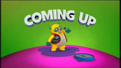 Disney Junior UK - Coming Up Special Agent Oso (2011)