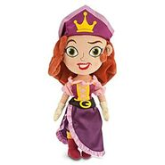 Pirate Princess Plush Doll