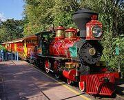 Walt Disney World Railroad (MK)
