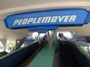 Tomorrowland Transit Authority PeopleMover (MK)