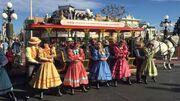 Main Street Trolley Show (MK)