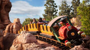 Big Thunder Mountain Railroad (DL)