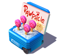 D-pawpsicle cooler