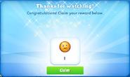 Happiness-bonus reward-1