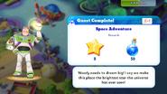 Q-space adventure