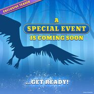 Special event raven