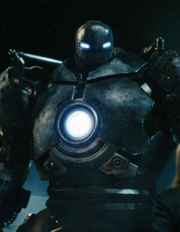 Iron Monger Suit