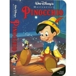 Pinocchio (1940) 1994 print