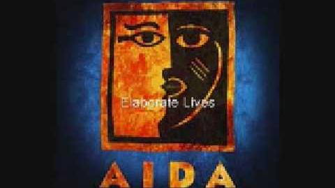 Aida - Elaborate Lives and The Gods Love Nubia