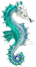 File:DisneyShopping.com - The Little Mermaid - A Broadway Musical Seahorse Brooch.jpeg