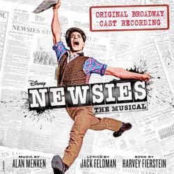 Newsies Original Broadway Cast Recording