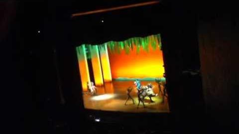 The lion king en Broadway
