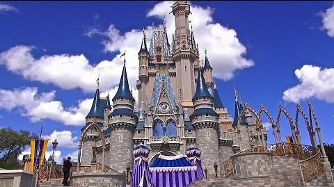 Magic Kingdom 2015 Tour and Overview Walt Disney World