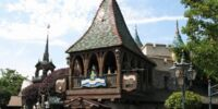 Peter Pan's Flight (Disneyland Paris)