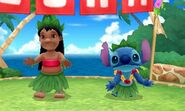 Lilo and Stitch Hula Dancer - DMW2