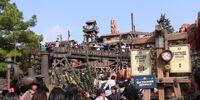 Big Thunder Mountain (Tokyo Disneyland)