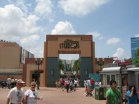 Animation Courtyard