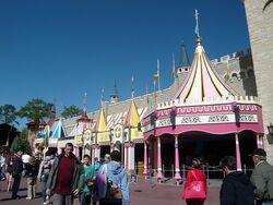 Fantasyland Magic Kingdom