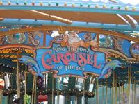 King Triton's Carousel of the Sea