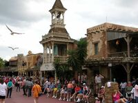 Frontierland Magic Kingdom