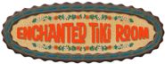 Enchanted Tiki Room Logo Anaheim