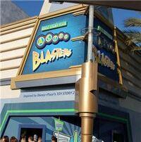 Buzz Lightyear Disneyland